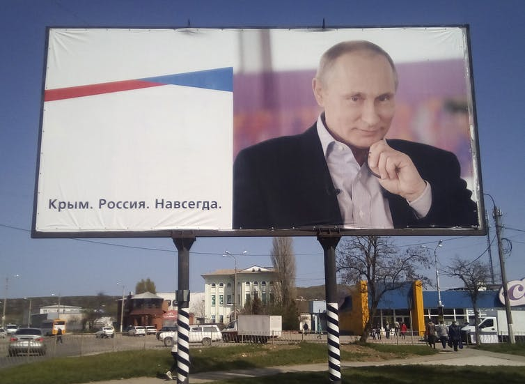 Alasan Rusia Mendukung Kebijakan Luar Negeri Putin