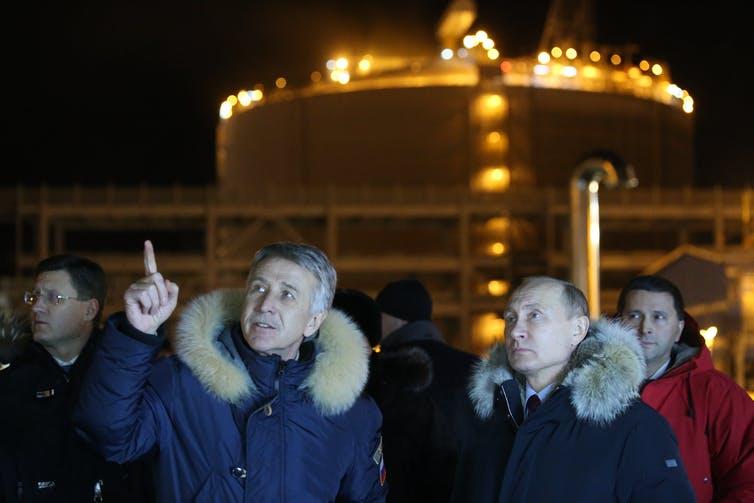 Kutub Utara Mencair dan AS Tidak Siap Untuk Melawan Rusia