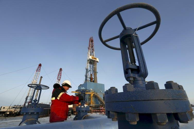 Pembangkit Tenaga Energi Global Milik Rusia