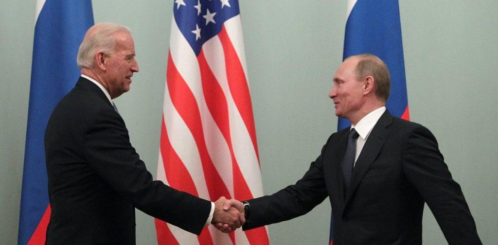 Pertemuan Biden dan Putin Bukan Untuk Hubungan AS Dengan Rusia