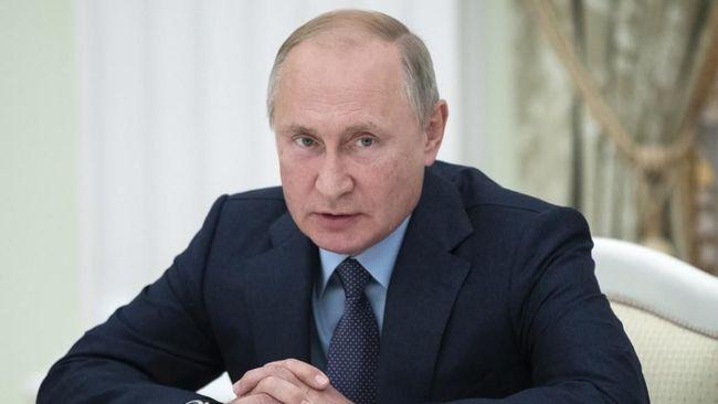 Putin Mengatakan AS dan Inggris yang Memprovokasi Laut Hitam