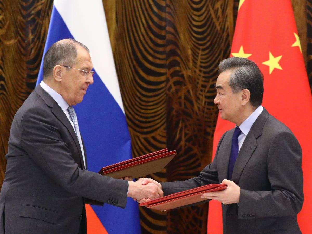 Rusia dan China Menghadirkan Front Persatuan di Barat