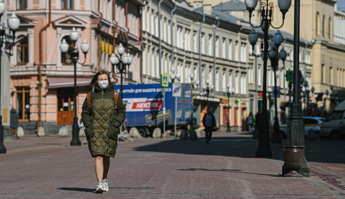 Tidak Ada Rencana Lockdown di Rusia